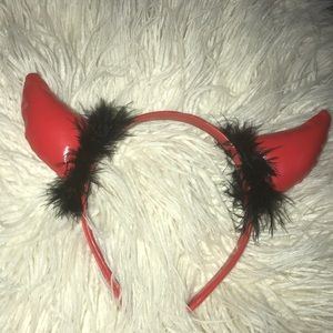 Devil Horns Head Accessory